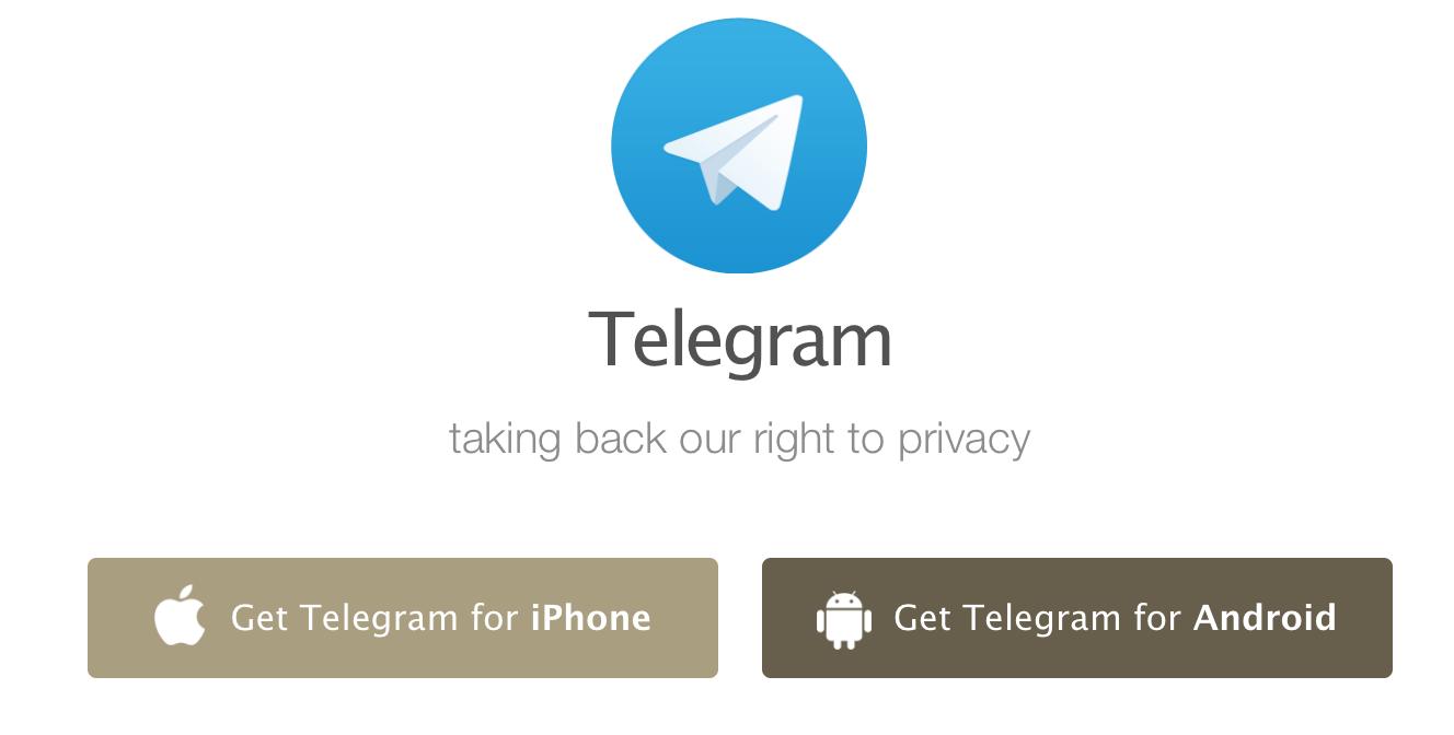 Me gusta más Telegram que WhatsApp