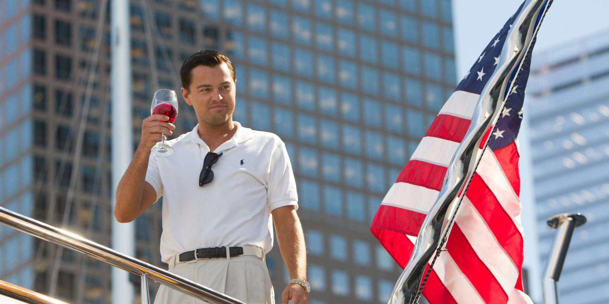 Afortunado DiCaprio