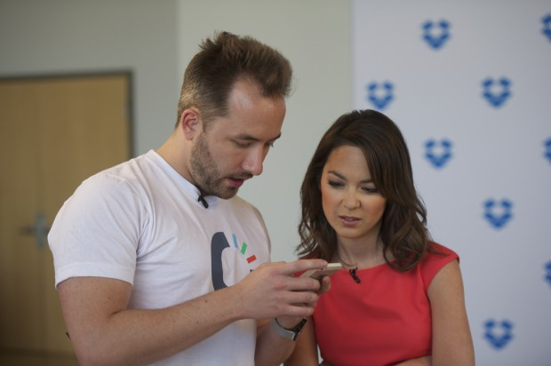 Dropbox CEO Drew Houston Interview