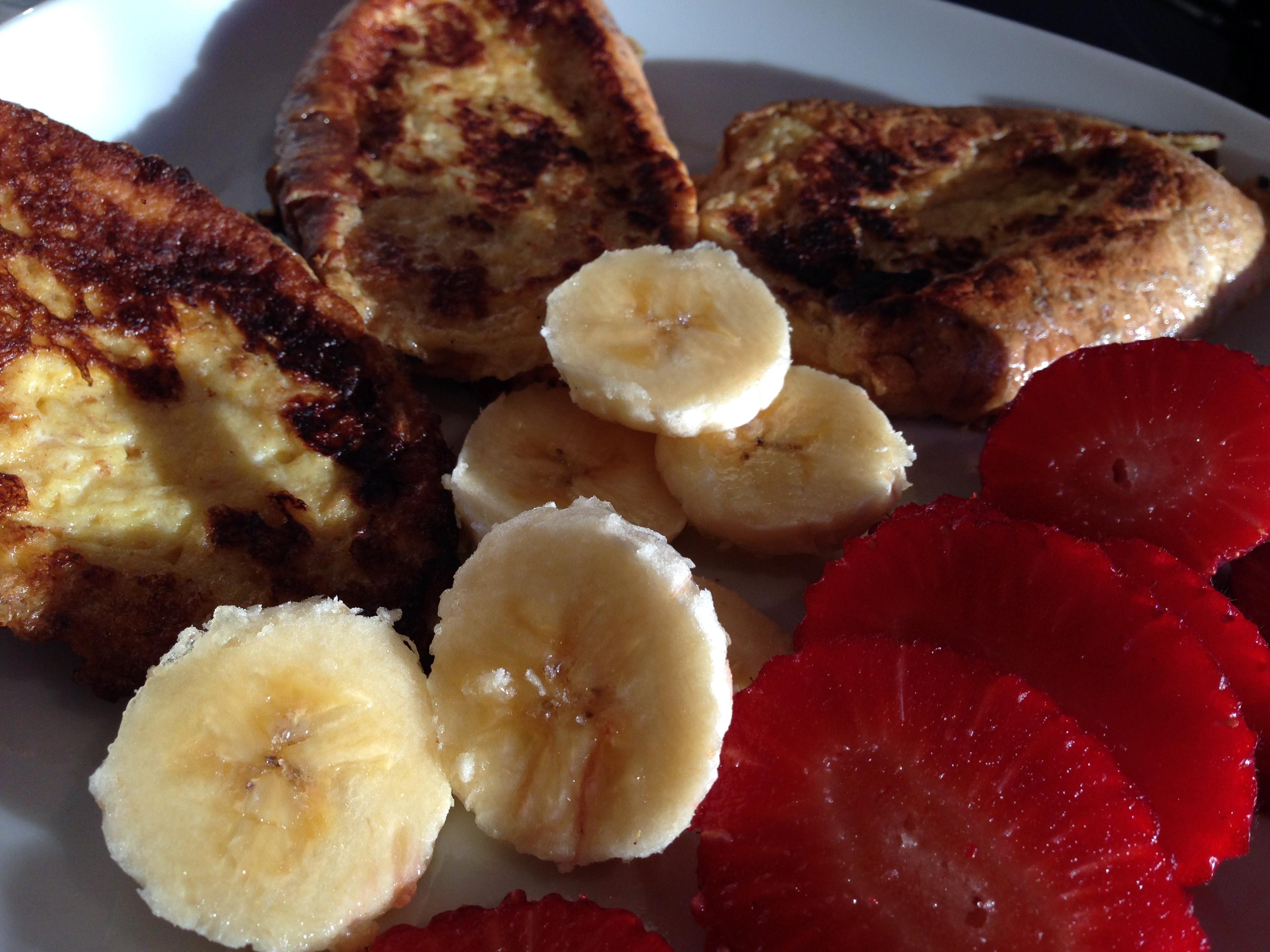 5 desayunos realmente sanos para nuestros niños