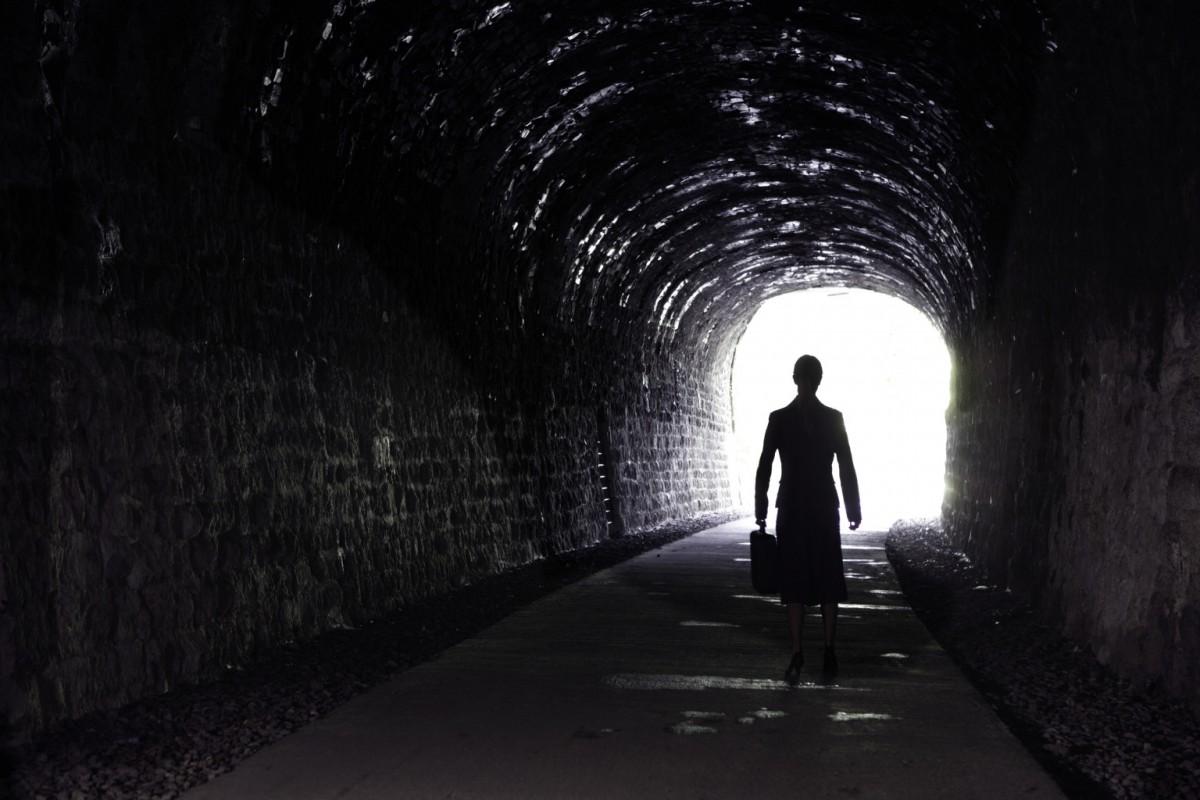 La luz al final del túnel…